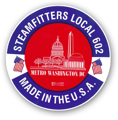 Steamfitters Union Logo
